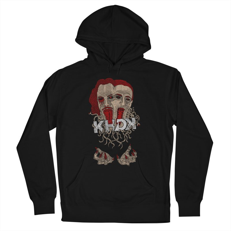 The Two-Headed Beast (Kirk Hammett and David Karon) Women's Pullover Hoody by KHDK