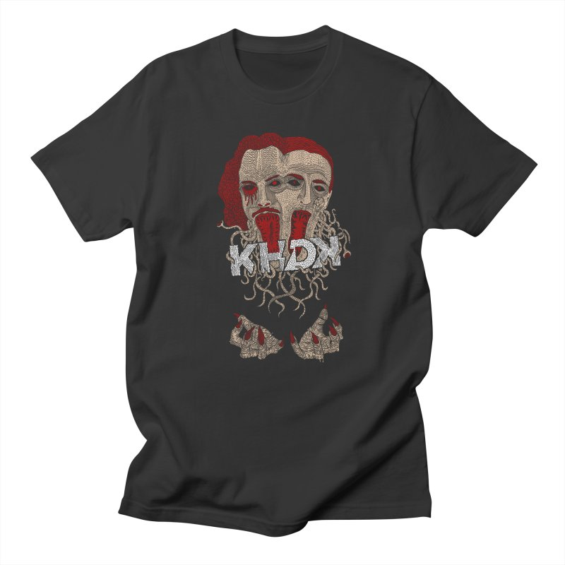The Two-Headed Beast (Kirk Hammett and David Karon) Men's T-Shirt by KHDK
