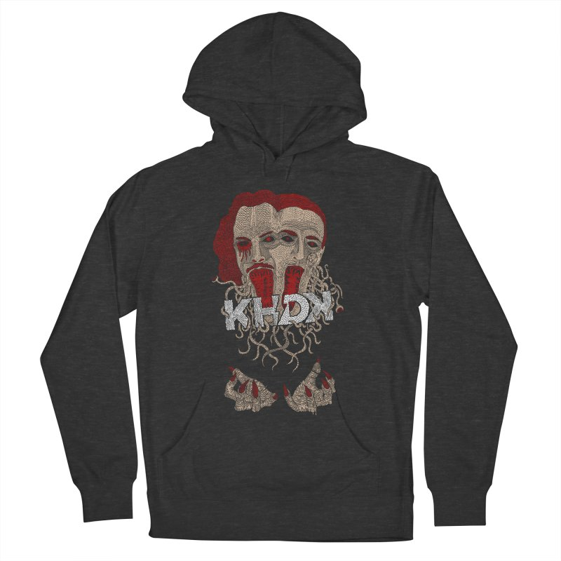 The Two-Headed Beast (Kirk Hammett and David Karon) Women's French Terry Pullover Hoody by KHDK