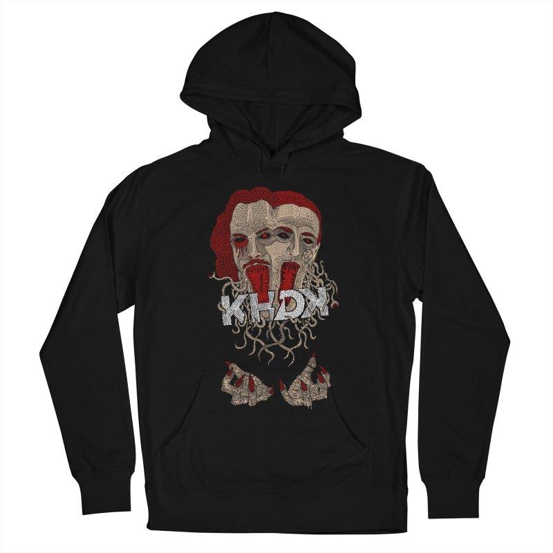 The Two-Headed Beast (Kirk Hammett and David Karon) Women's Pullover Hoody by KHDK