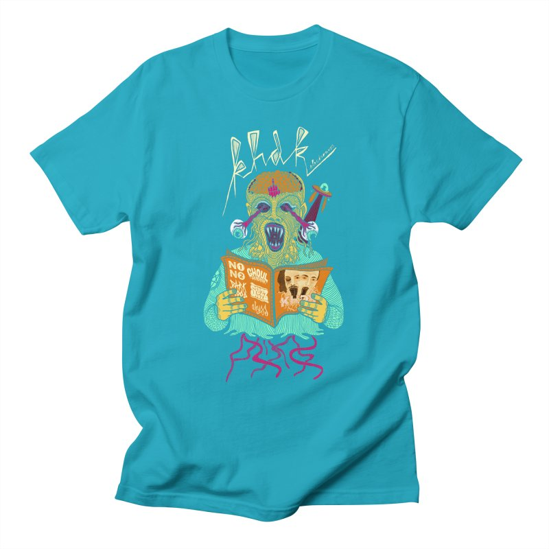 KHDK Alien Men's T-Shirt by KHDK