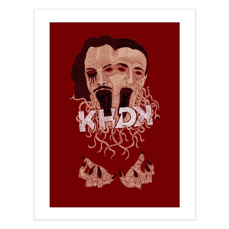 KHDK Kirk & David Wall Art 1 Home Fine Art Print by KHDK