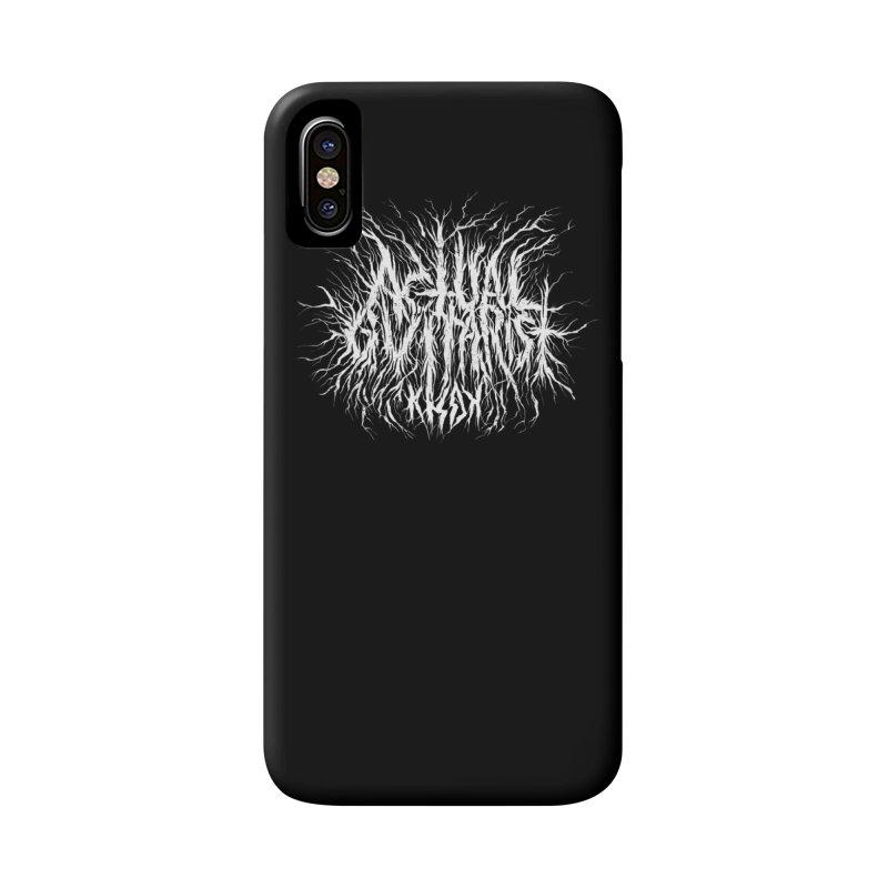 KHDK Actual Guitarist Accessories Phone Case by KHDK