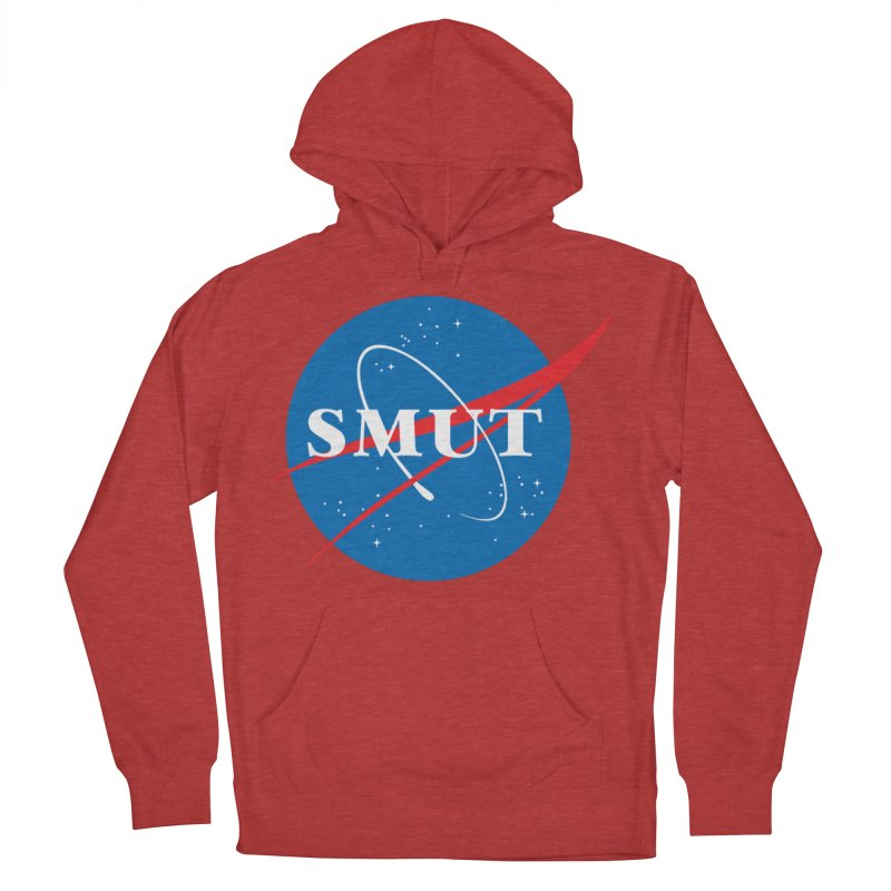 Space Smut Women's French Terry Pullover Hoody by To Boldly Merch