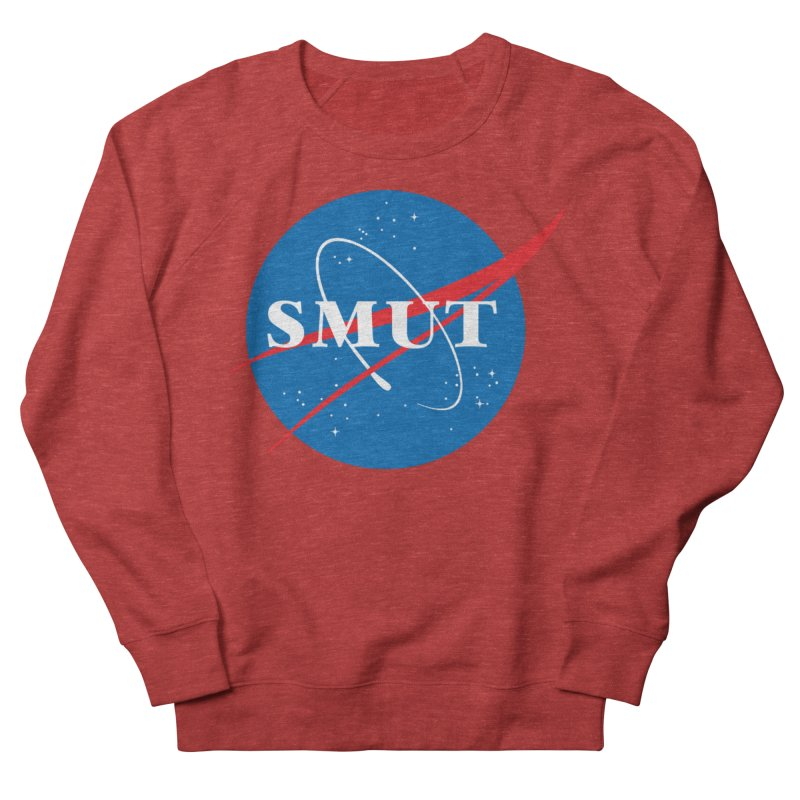 Space Smut Women's French Terry Sweatshirt by To Boldly Merch