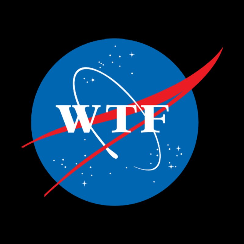 Space WTF? by khurst's Artist Shop
