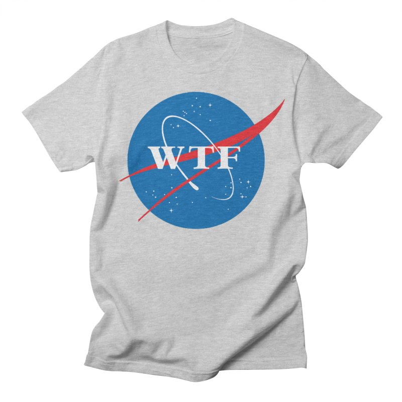 Space WTF? Men's Regular T-Shirt by To Boldly Merch