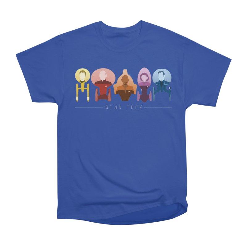 The Captains Women's Classic Unisex T-Shirt by khurst's Artist Shop