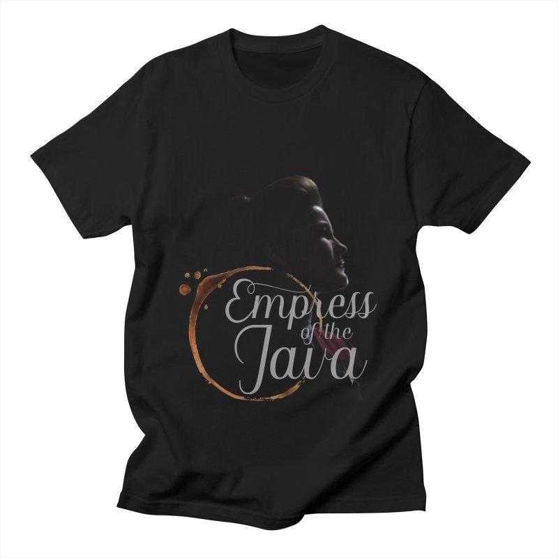 Empress of the Java Men's T-shirt by khurst's Artist Shop