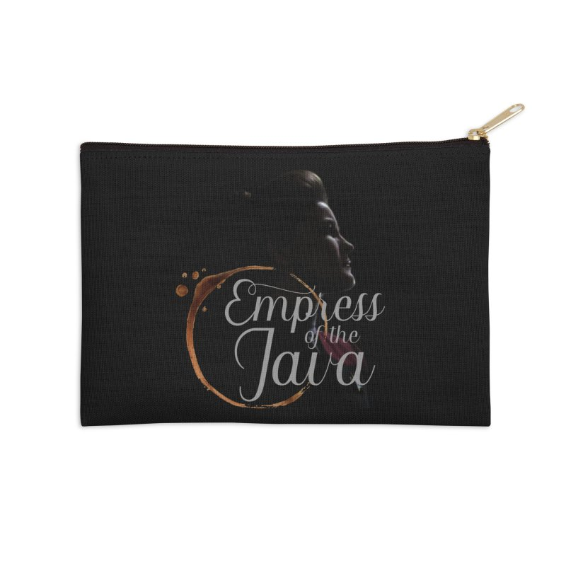 Empress of the Java Accessories Zip Pouch by khurst's Artist Shop