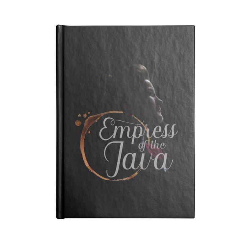 Empress of the Java Accessories Notebook by khurst's Artist Shop