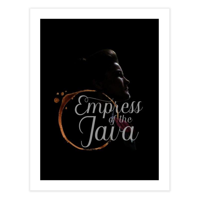 Empress of the Java Home Fine Art Print by khurst's Artist Shop