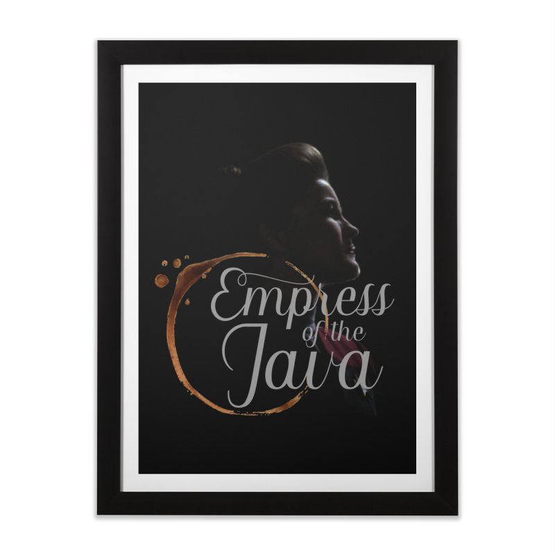 Empress of the Java Home Framed Fine Art Print by khurst's Artist Shop