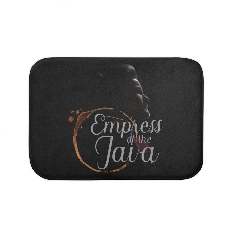 Empress of the Java Home Bath Mat by khurst's Artist Shop