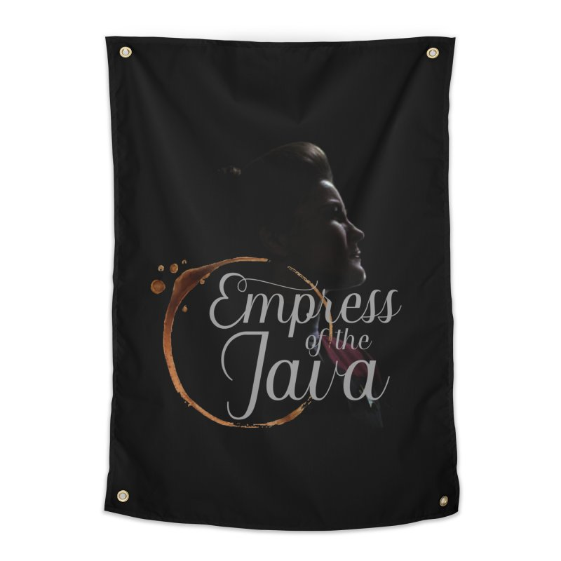 Empress of the Java Home Tapestry by khurst's Artist Shop