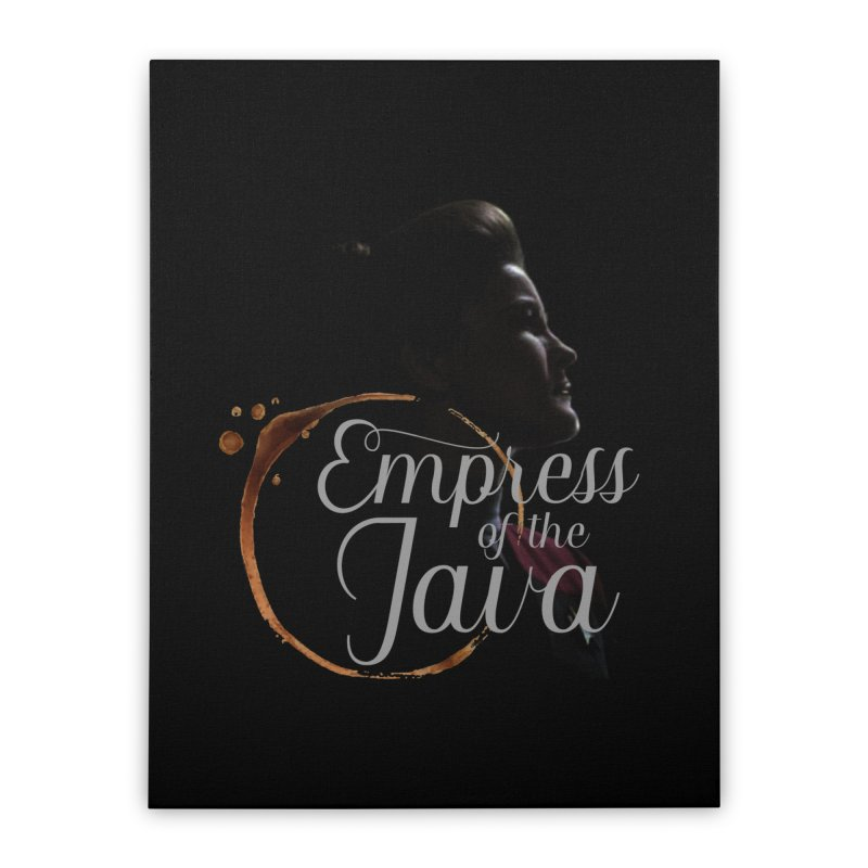 Empress of the Java Home Stretched Canvas by khurst's Artist Shop