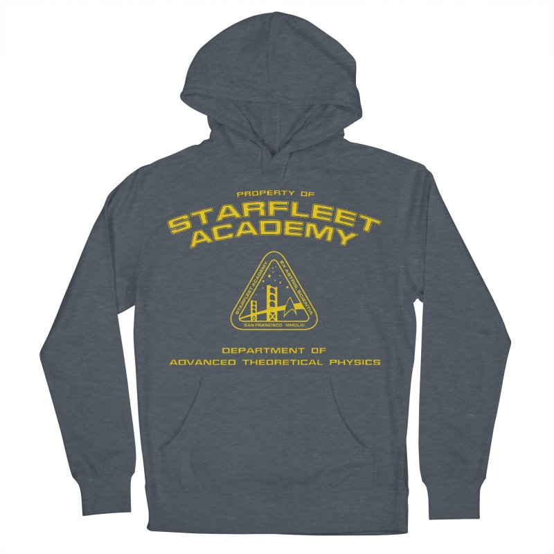 Starfleet Academy - Department of Advanced Theoretical Physics Men's Pullover Hoody by khurst's Artist Shop