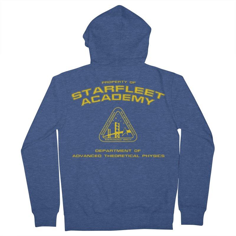 Starfleet Academy - Department of Advanced Theoretical Physics Women's Zip-Up Hoody by khurst's Artist Shop