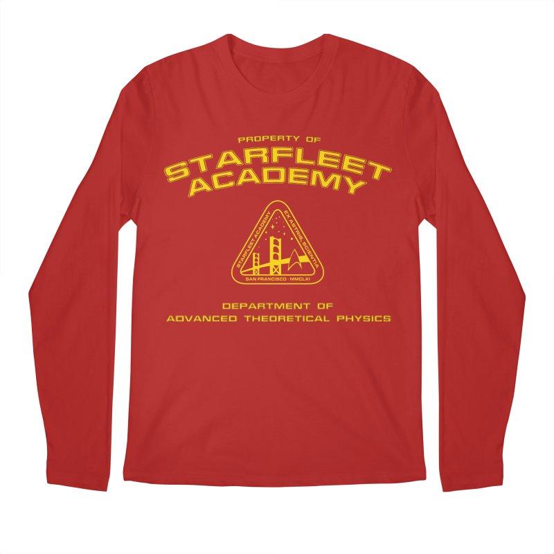 Starfleet Academy - Department of Advanced Theoretical Physics Men's Longsleeve T-Shirt by khurst's Artist Shop