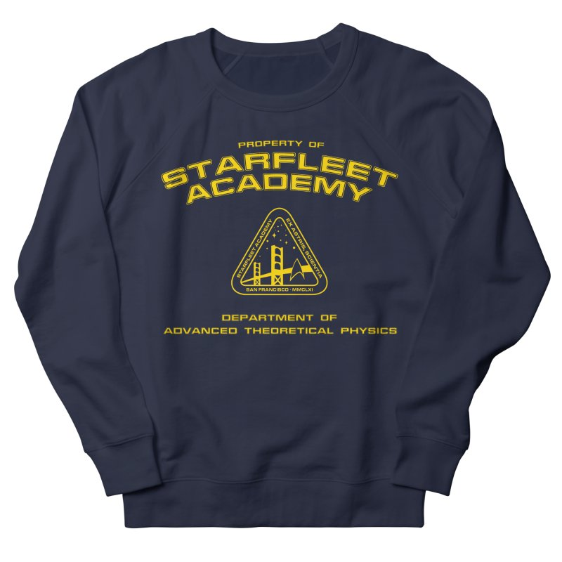 Starfleet Academy - Department of Advanced Theoretical Physics Women's Sweatshirt by khurst's Artist Shop