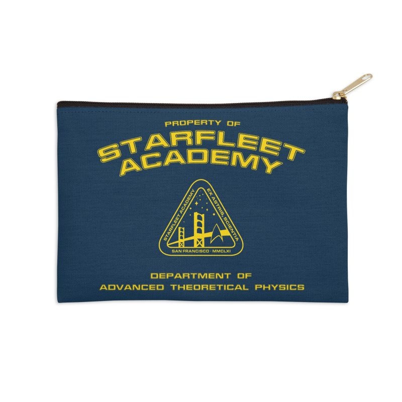 Starfleet Academy - Department of Advanced Theoretical Physics Accessories Zip Pouch by khurst's Artist Shop