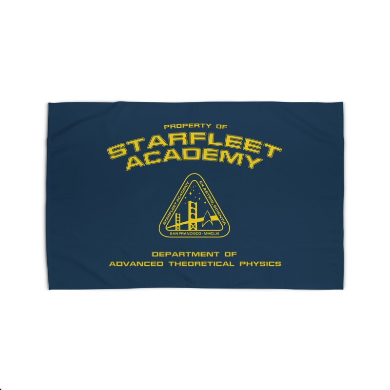 Starfleet Academy - Department of Advanced Theoretical Physics Home Rug by khurst's Artist Shop