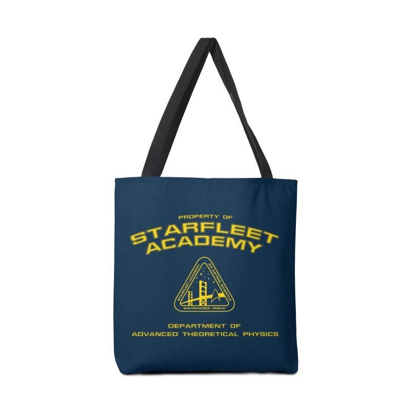 Starfleet Academy - Department of Advanced Theoretical Physics Accessories Bag by khurst's Artist Shop