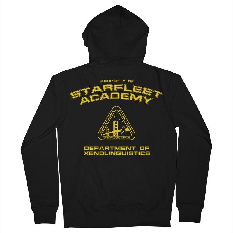 Starfleet Academy - Department of Xenolinguistics Women's Zip-Up Hoody by khurst's Artist Shop