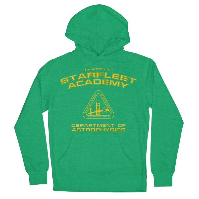 Starfleet Academy - Department of Astrophysics Women's Pullover Hoody by khurst's Artist Shop