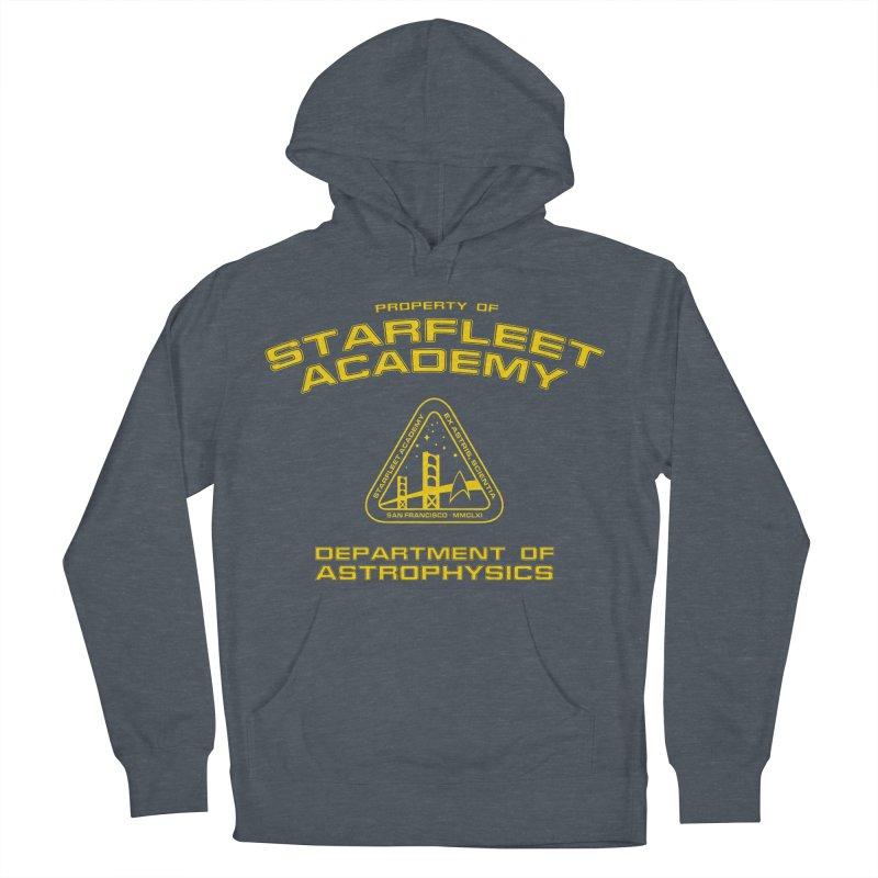 Starfleet Academy - Department of Astrophysics Women's Pullover Hoody by khurst's Artist Shop
