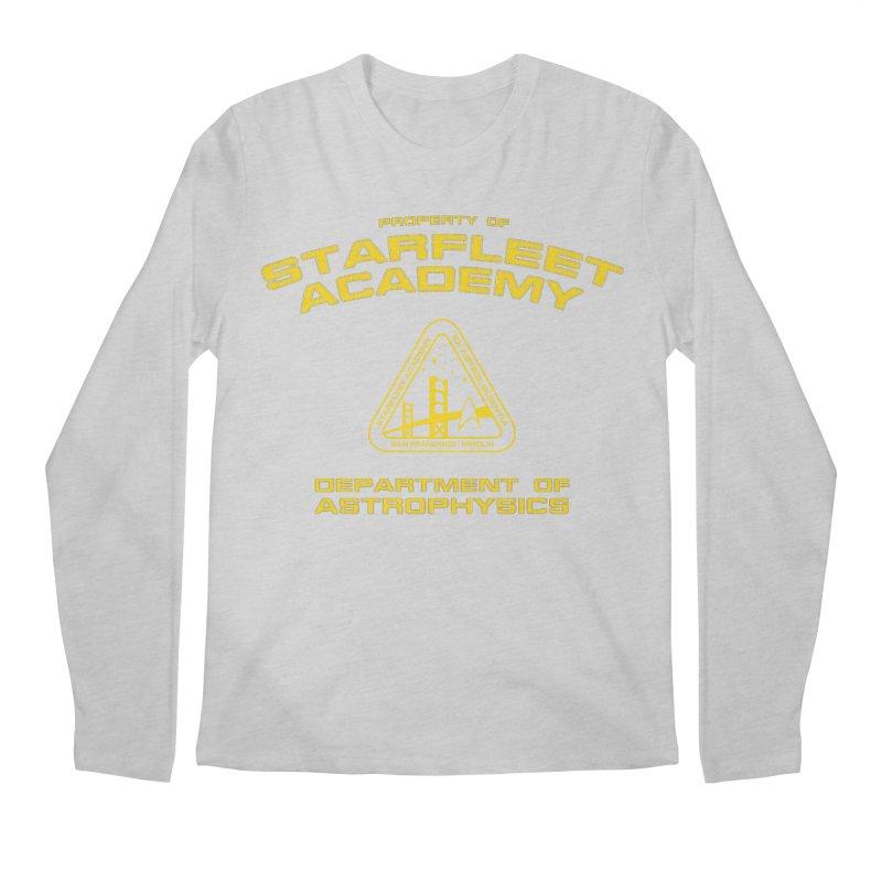 Starfleet Academy - Department of Astrophysics Men's Longsleeve T-Shirt by khurst's Artist Shop