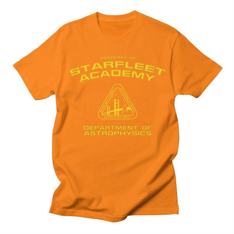 Starfleet Academy - Department of Astrophysics Men's T-shirt by khurst's Artist Shop