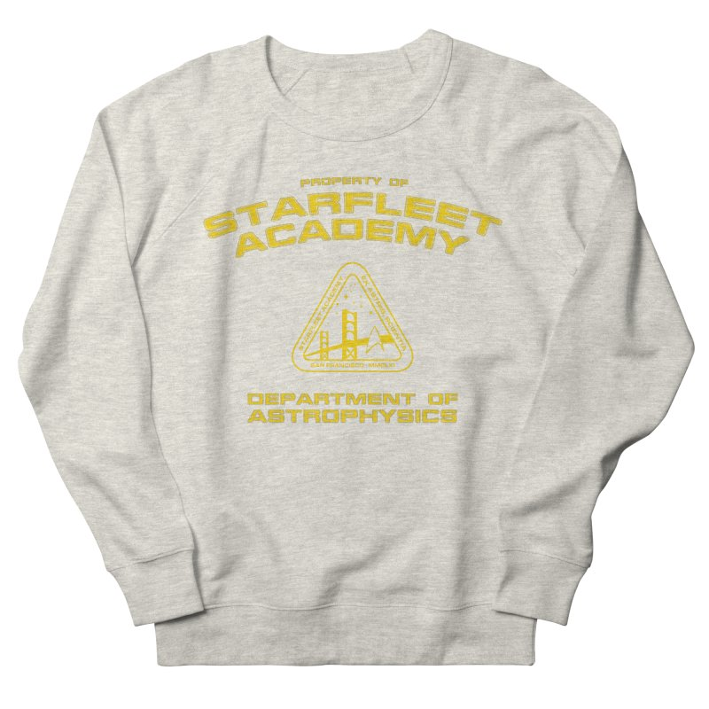 Starfleet Academy - Department of Astrophysics Men's Sweatshirt by khurst's Artist Shop