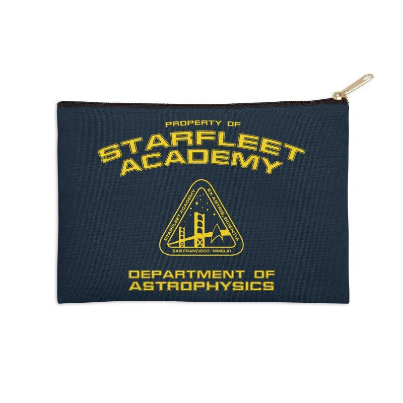 Starfleet Academy - Department of Astrophysics Accessories Zip Pouch by khurst's Artist Shop
