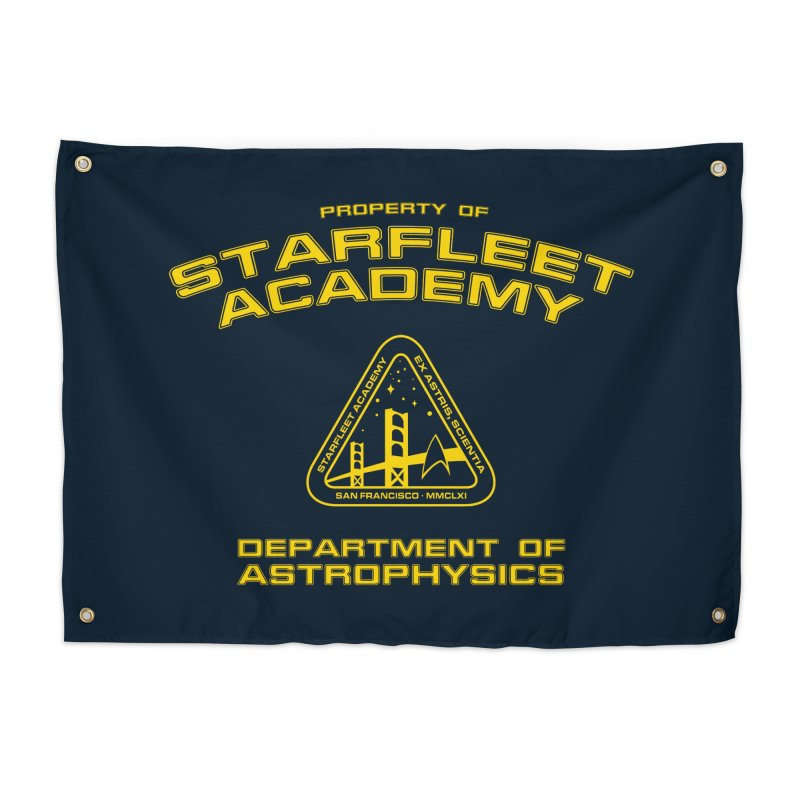 Starfleet Academy - Department of Astrophysics Home Tapestry by khurst's Artist Shop