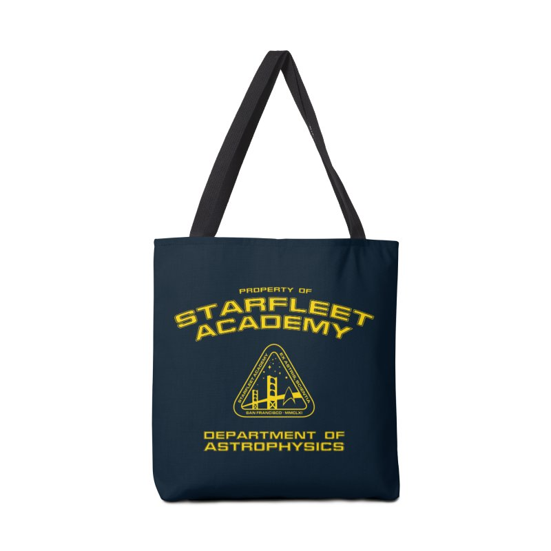 Starfleet Academy - Department of Astrophysics Accessories Bag by khurst's Artist Shop