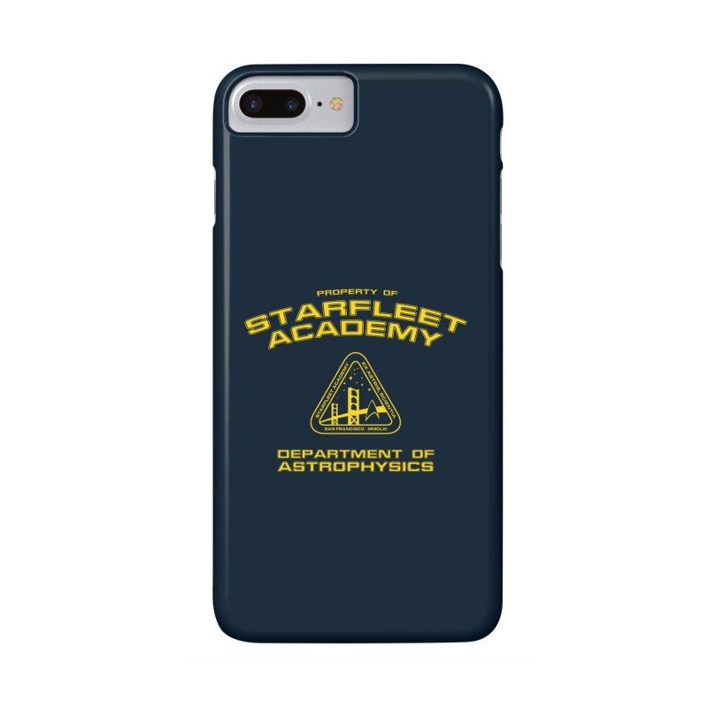 Starfleet Academy - Department of Astrophysics Accessories Phone Case by khurst's Artist Shop