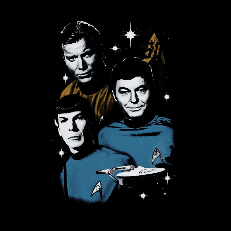 Star Trek - The Terrible Trio by To Boldly Merch