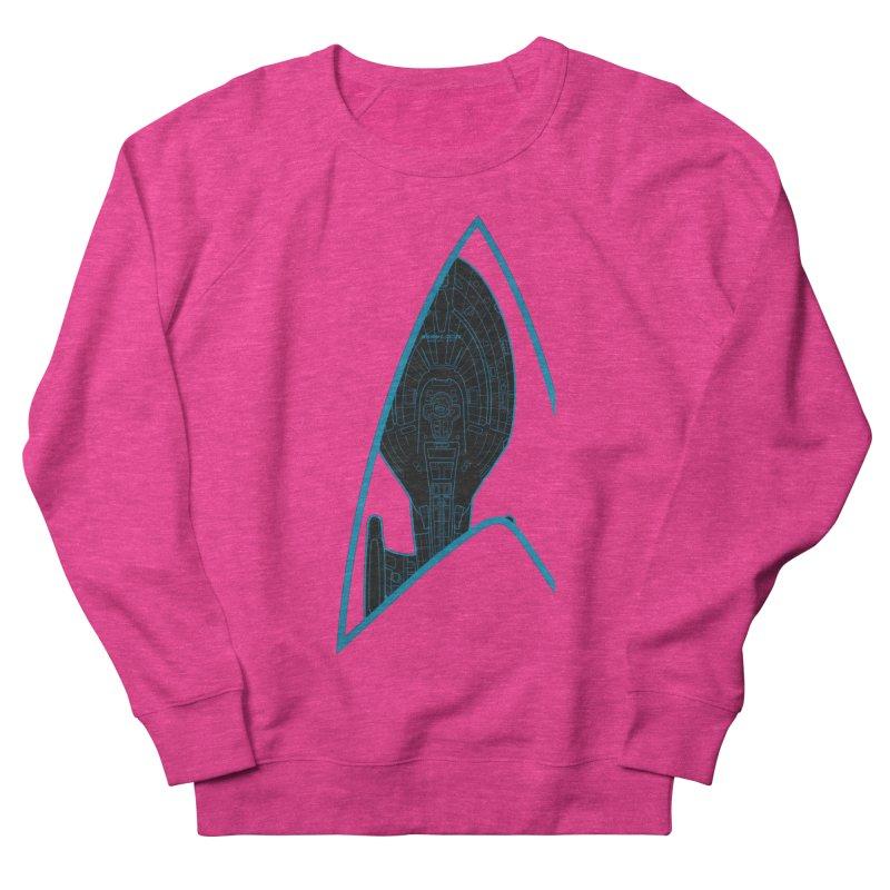 Voyager Delta Men's Sweatshirt by khurst's Artist Shop