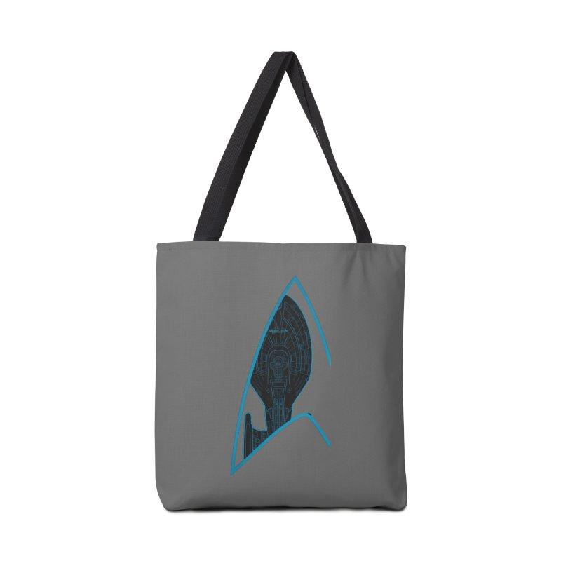 Voyager Delta Accessories Bag by khurst's Artist Shop