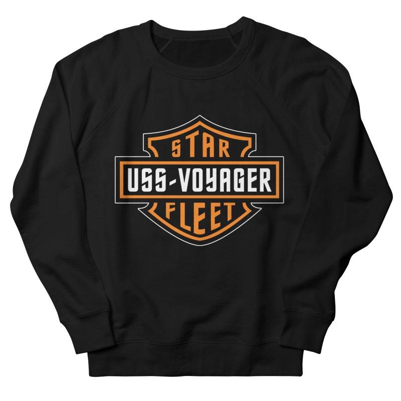 Harley Voyager Women's Sweatshirt by khurst's Artist Shop