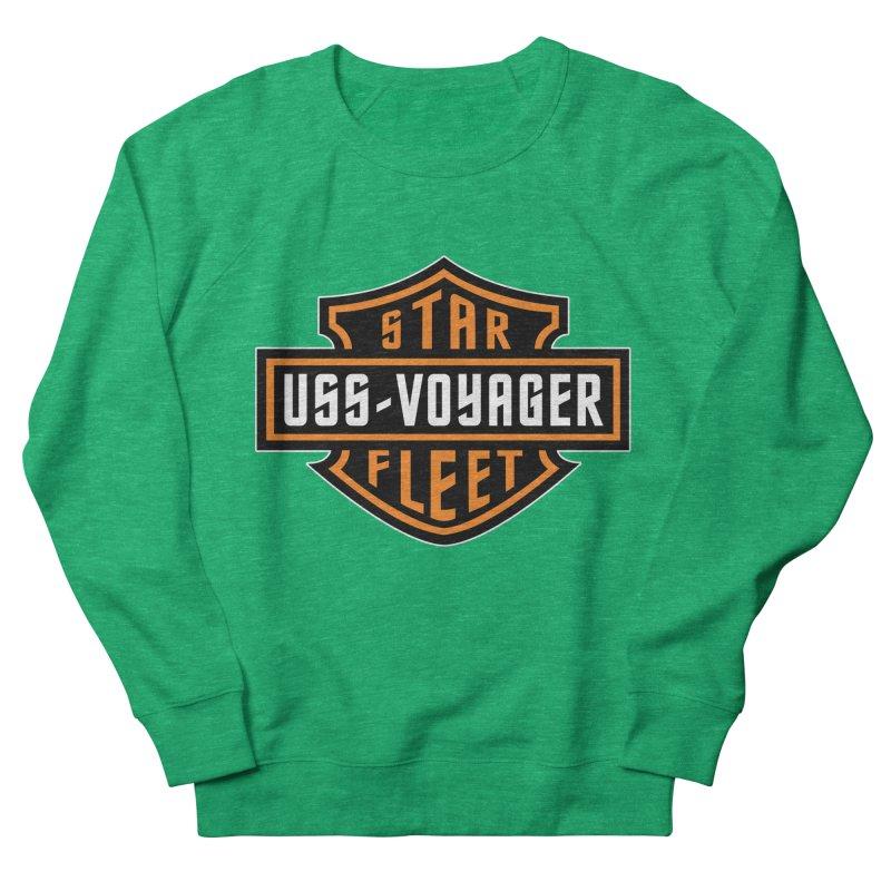 Harley Voyager Men's Sweatshirt by khurst's Artist Shop