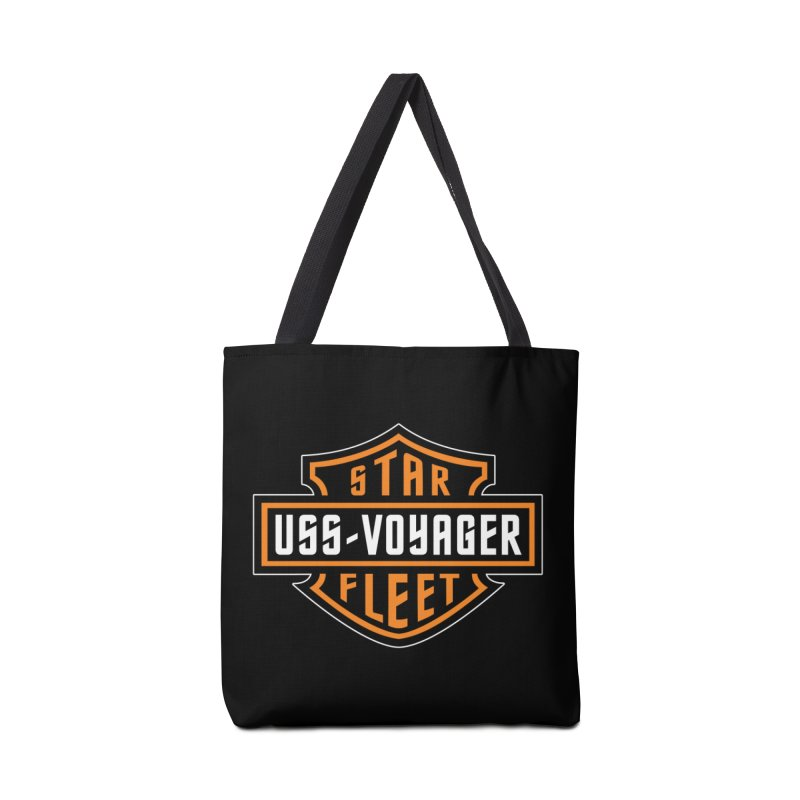 Harley Voyager Accessories Bag by khurst's Artist Shop