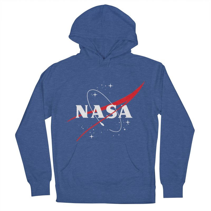 Pure NASA Women's Pullover Hoody by To Boldly Merch