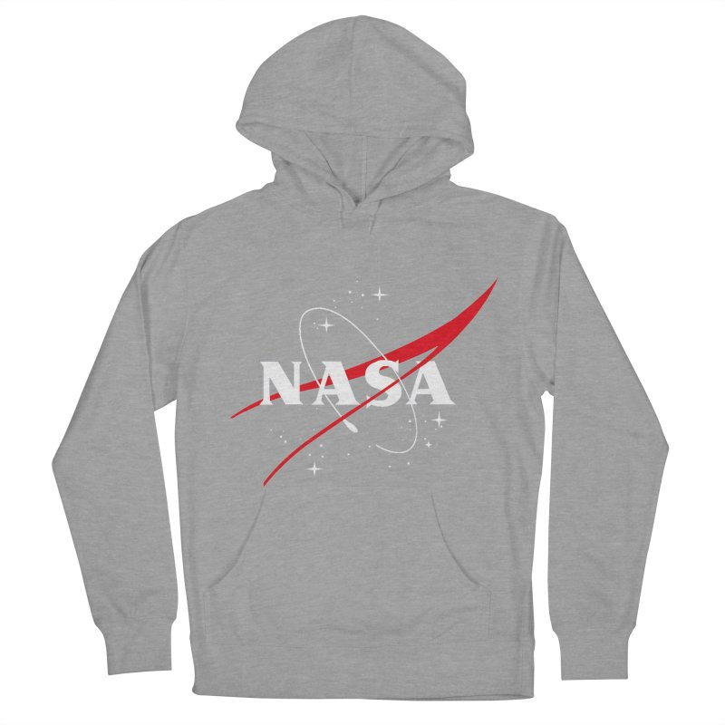 Pure NASA Men's Pullover Hoody by To Boldly Merch