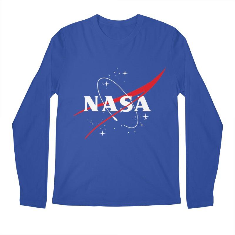 Pure NASA Men's Longsleeve T-Shirt by To Boldly Merch