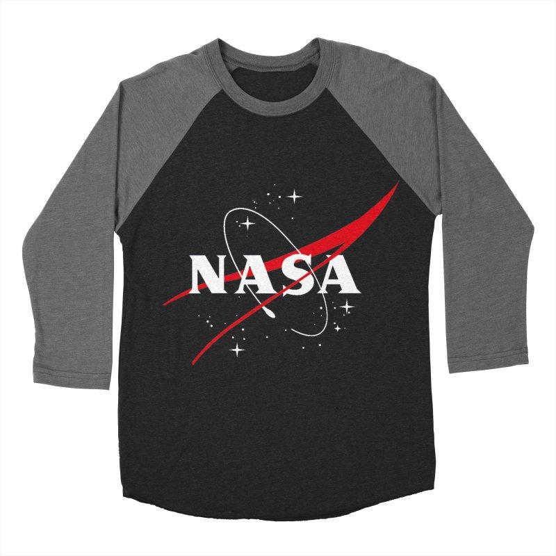 Pure NASA Men's Baseball Triblend T-Shirt by To Boldly Merch