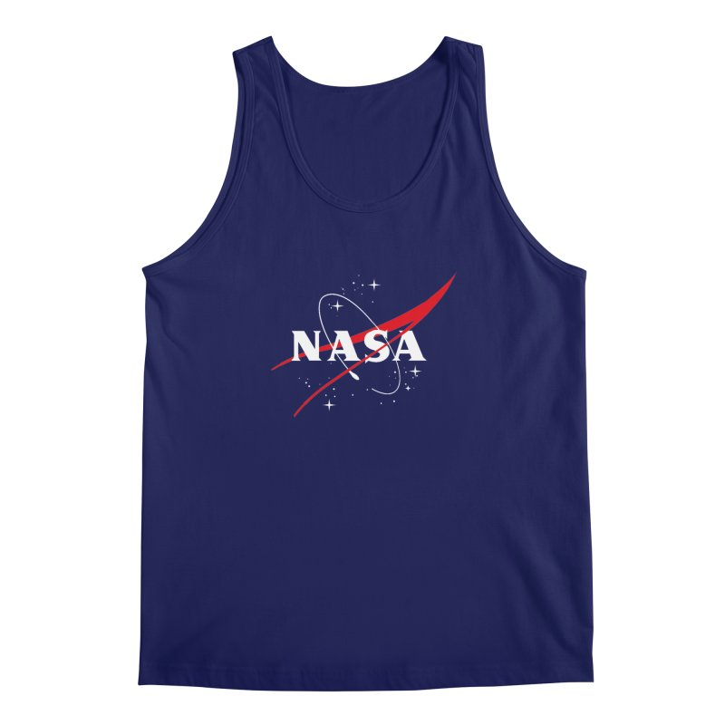 Pure NASA Men's Tank by To Boldly Merch