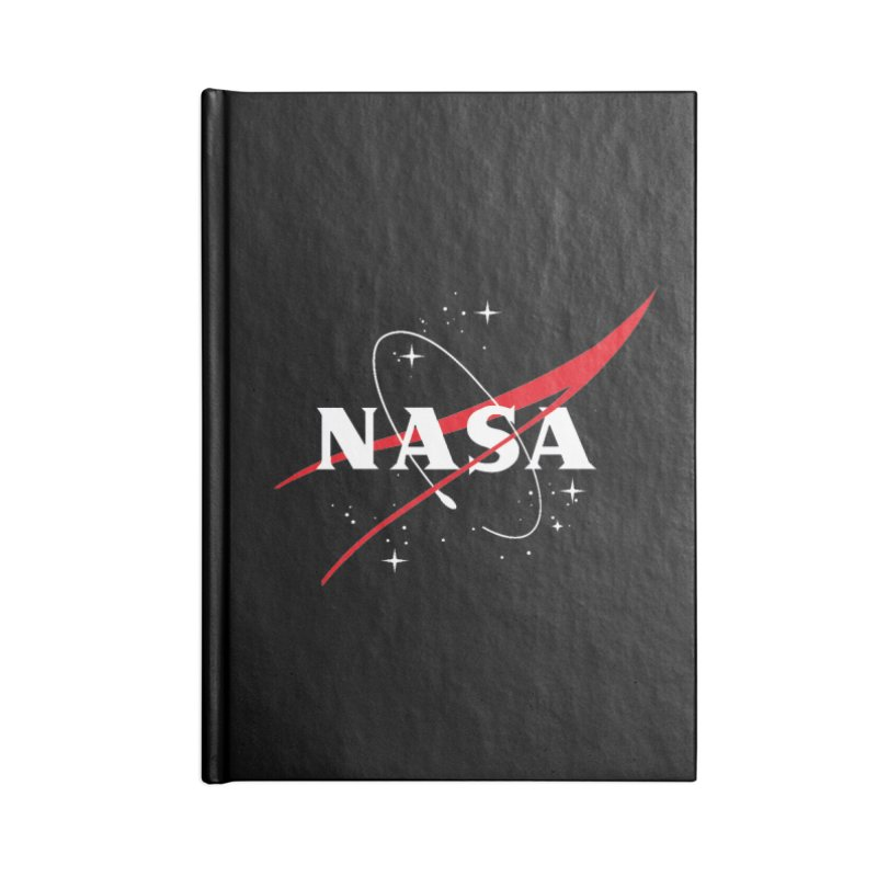 Pure NASA Accessories Notebook by To Boldly Merch