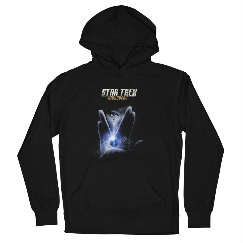 Star Trek Discovery Men's Pullover Hoody by To Boldly Merch